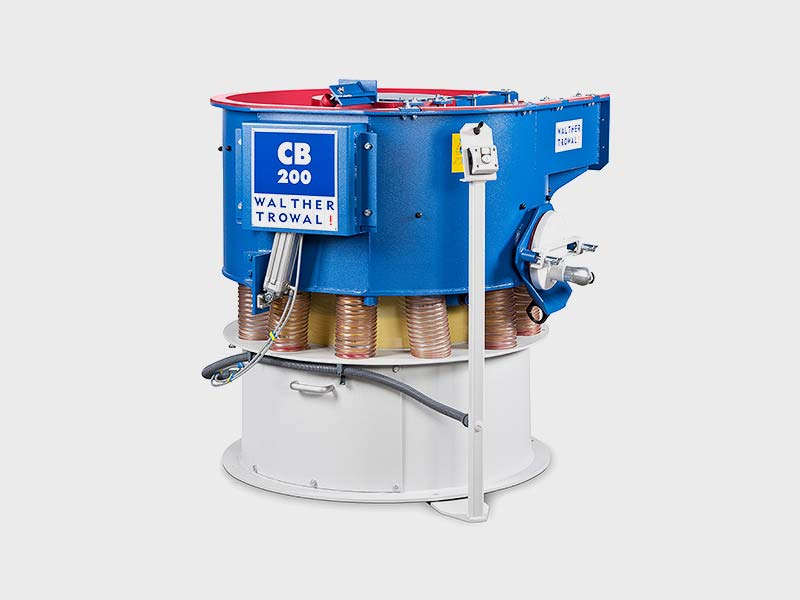 CB_Circular Vibratory Finisher